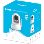 D-Link DCS-8525LH, telecamera di sicurezza compatibile Alexa e Google assistente in sconto su Amazon