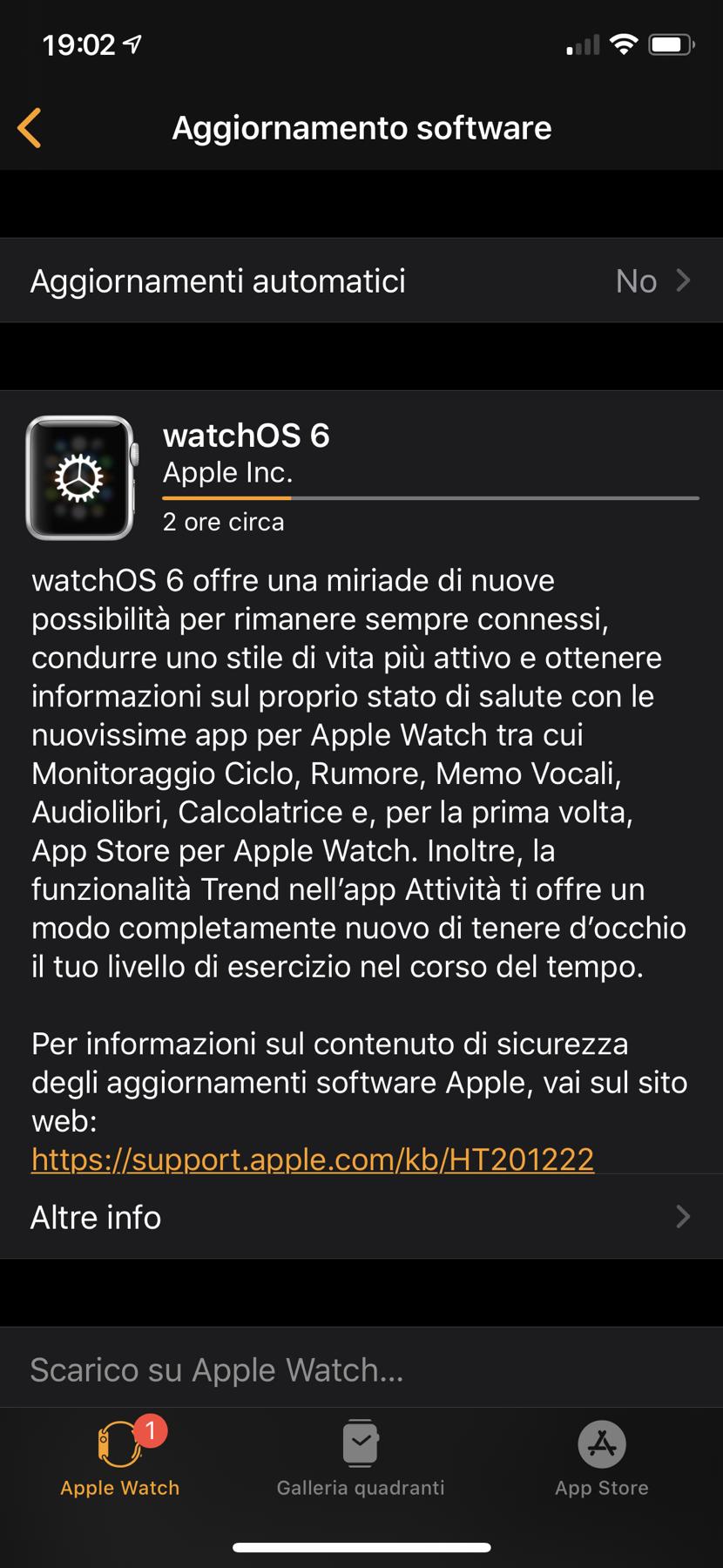 IwatchoS 6