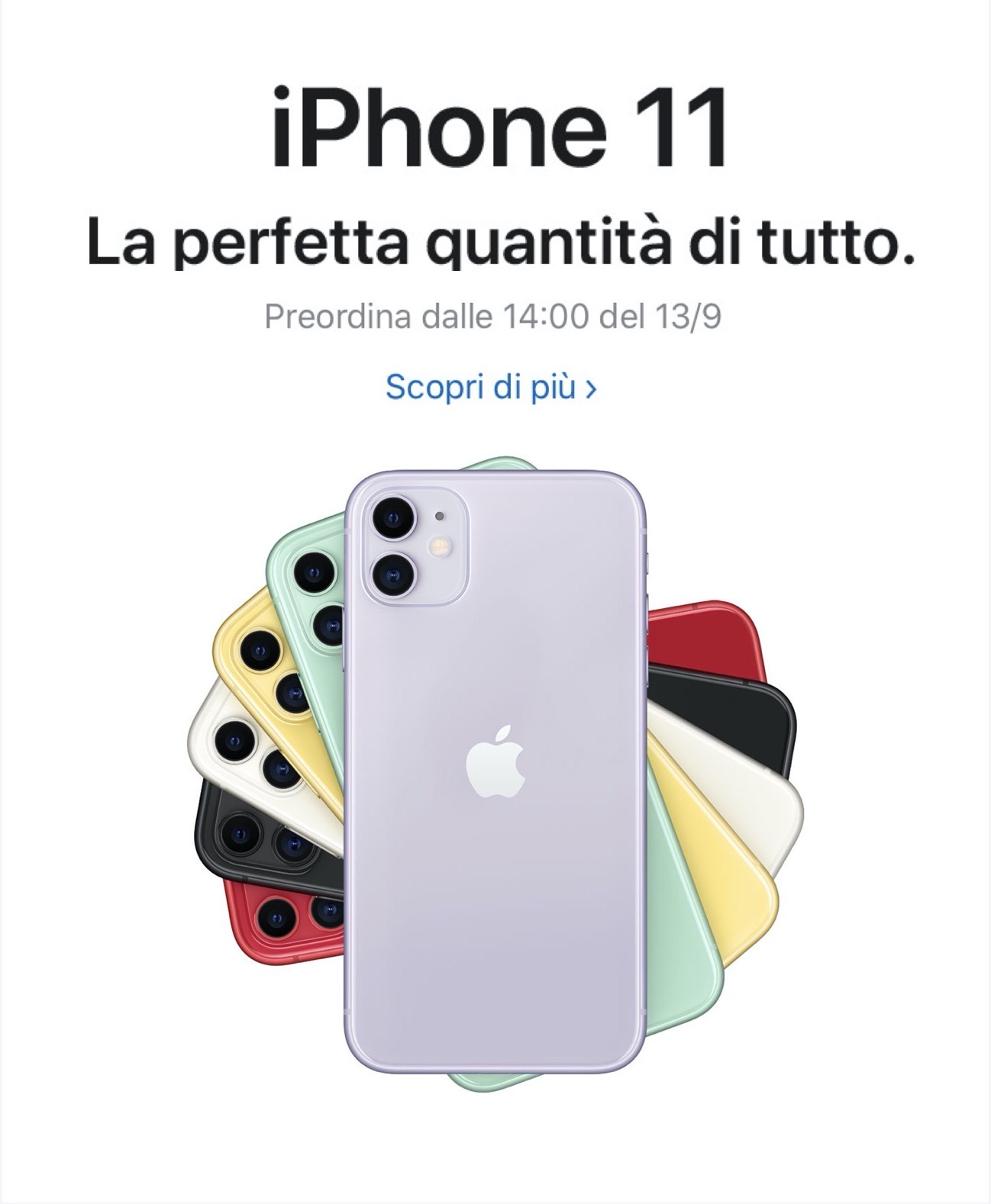 Iphone 11 banner