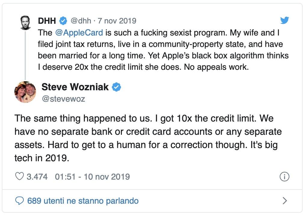 Apple Card Steve Woz