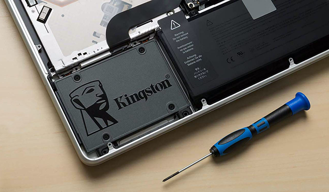 Kingston SSD A400 interno
