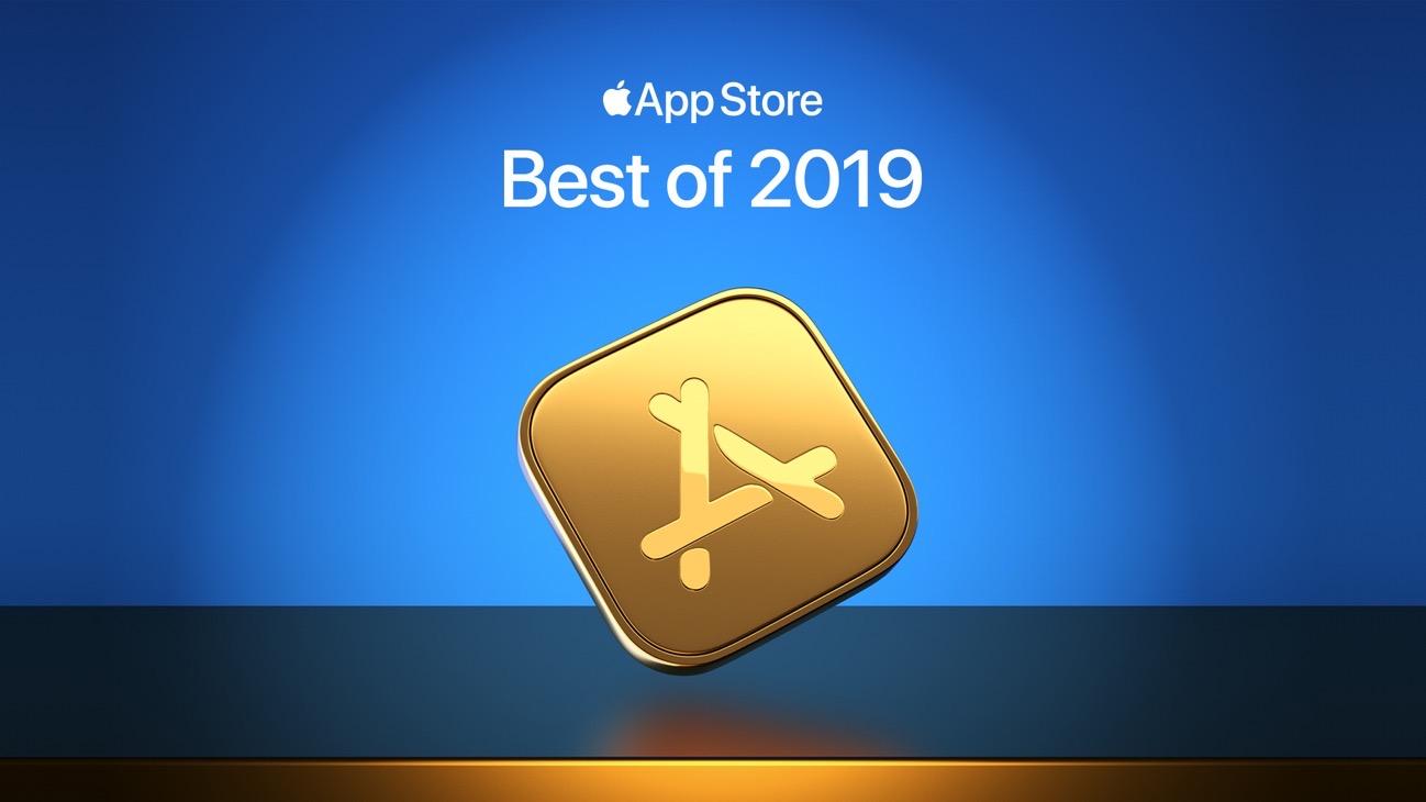 Apple Best of 2019 Best Apps Games 120219
