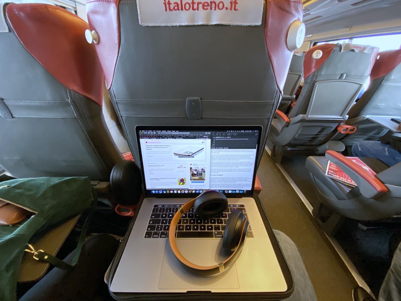 Beats Studio 3 treno